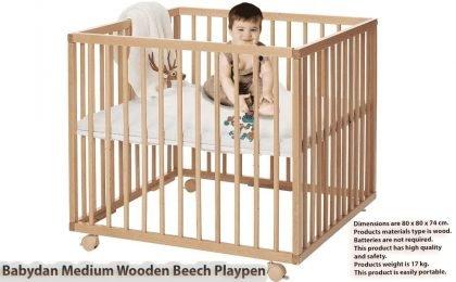 babyden medium wood