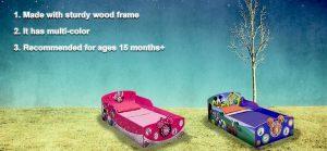 Delta Children Interactive Wood Toddler Beds