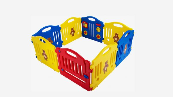 New Baby Playpen Kids 8 Panel: