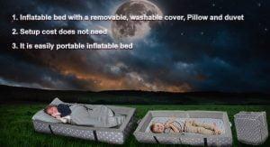 Millard Portable Travel Toddler Beds