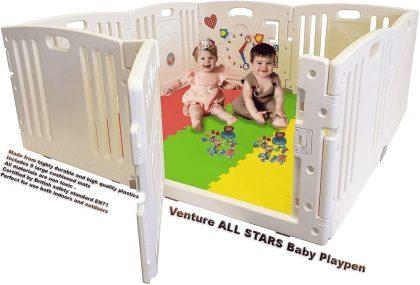 venture all star playpen