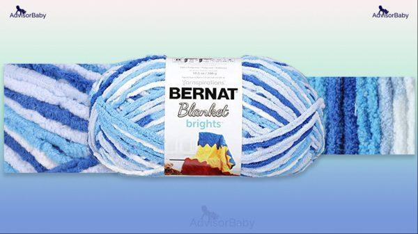 bernat blanket bright yarn