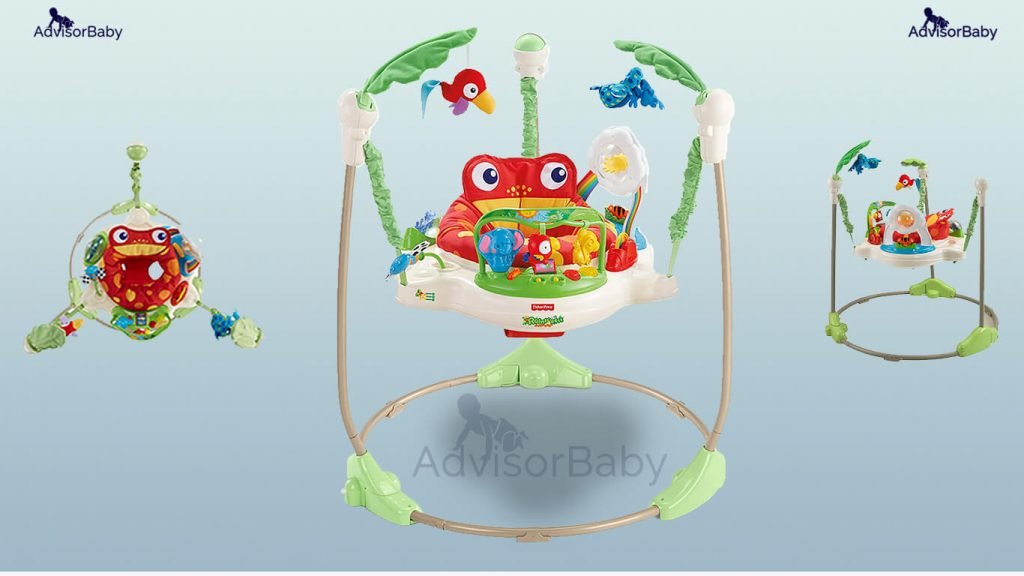fisher price final baby jumper